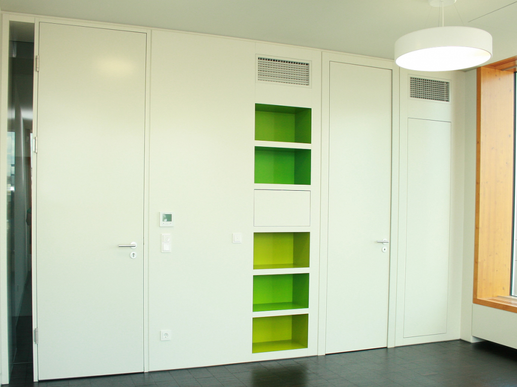 Tischlerei Dresden Büro Innenausbau