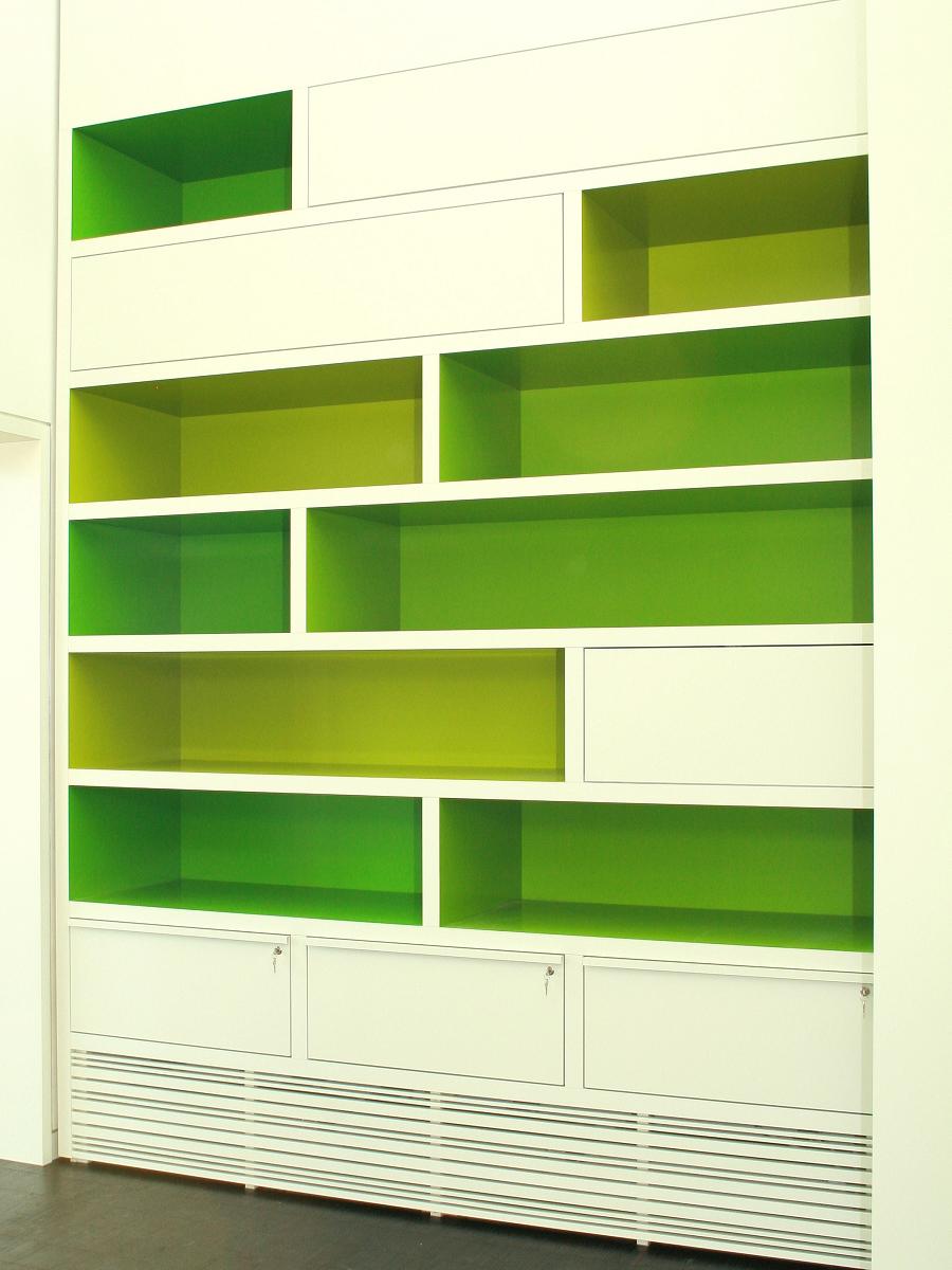 Tischlerei Dresden Innenausbau Büro