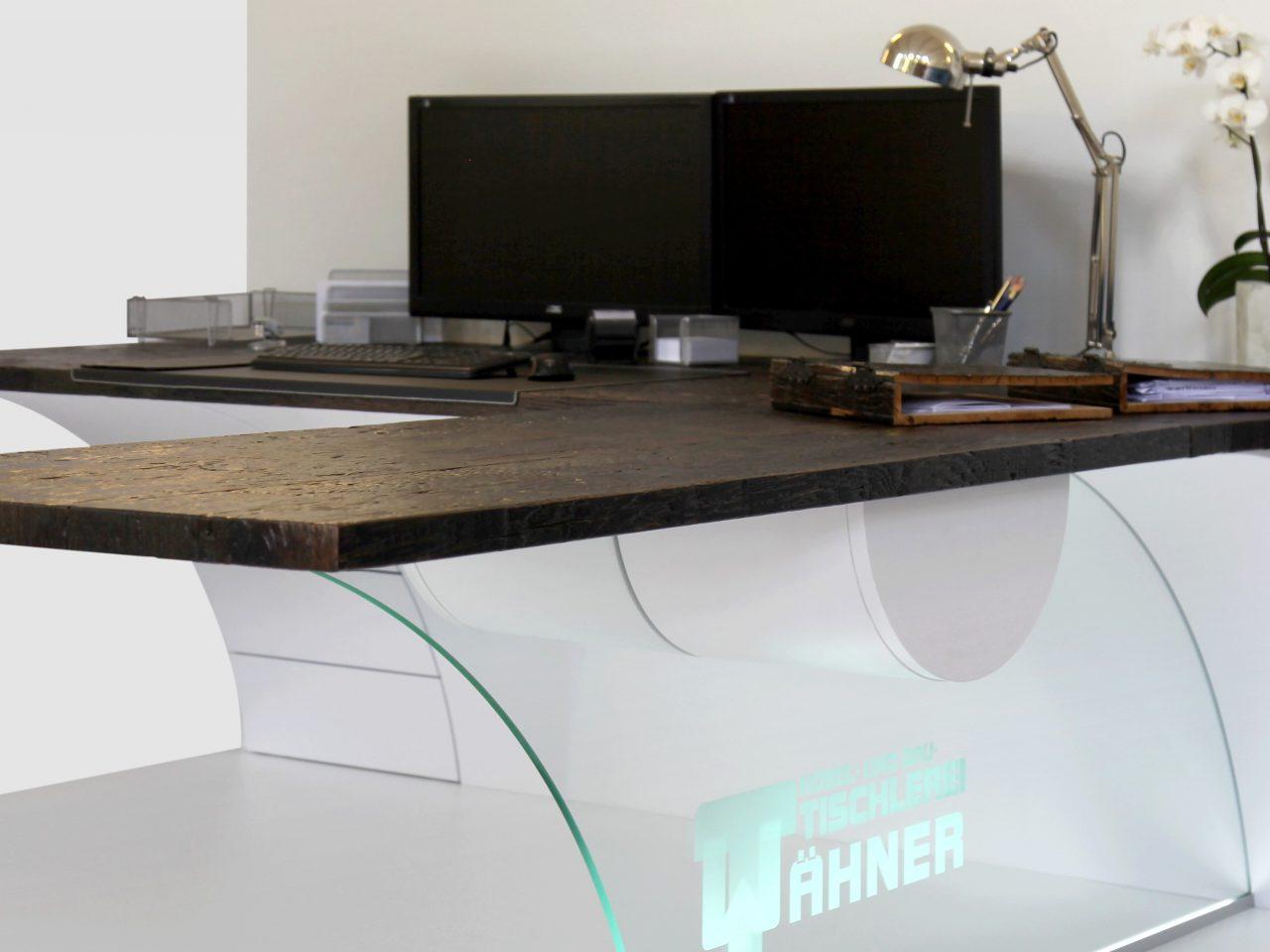 Tischlerei Dresden Büro Schreibtisch