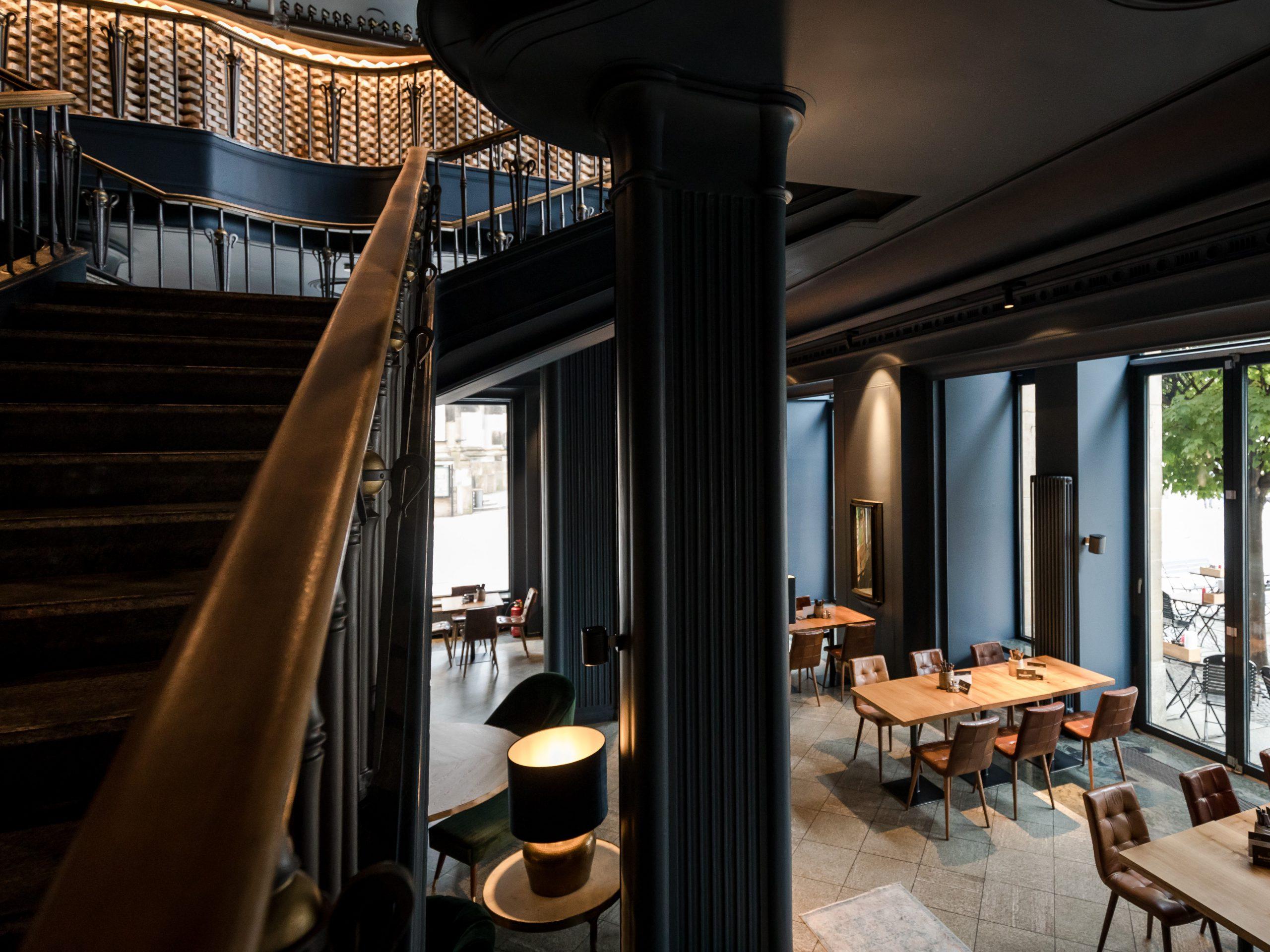 Tischlerei Dresden Restaurant