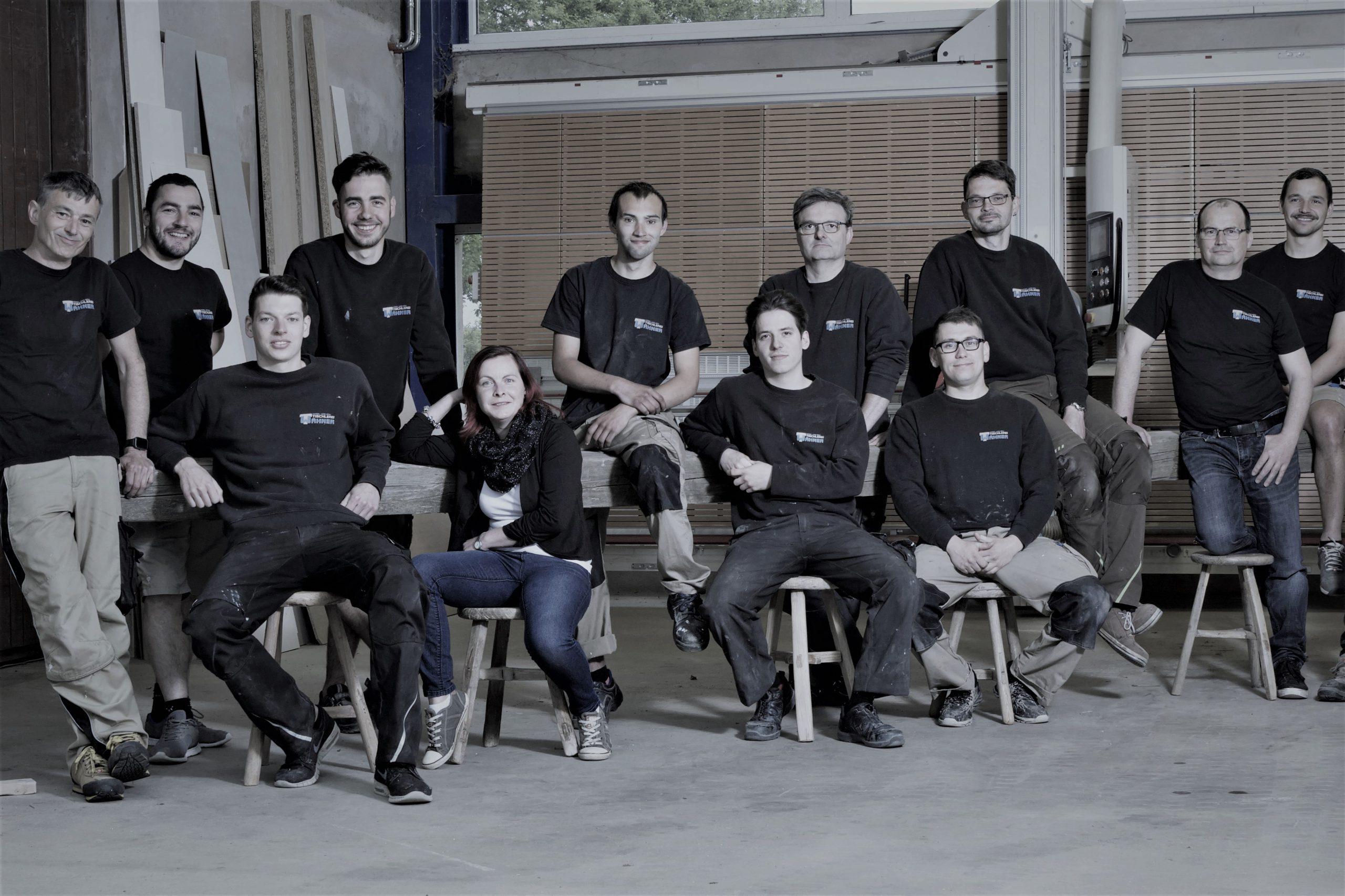 Team Tischlerei Wähner